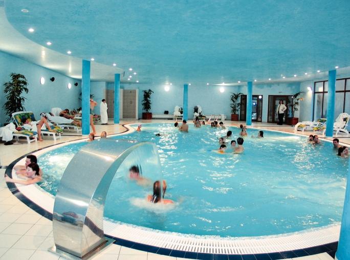 Swimming Pool Travel : Hotel strazhite bansko purple travel