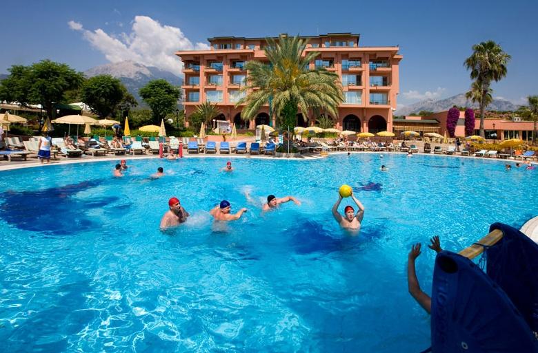 Fantasia De Luxe Hotel Kemer