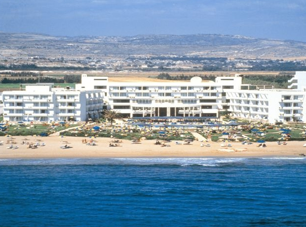 Panoramic View Of Louis Ledra Beach Hotel Photo