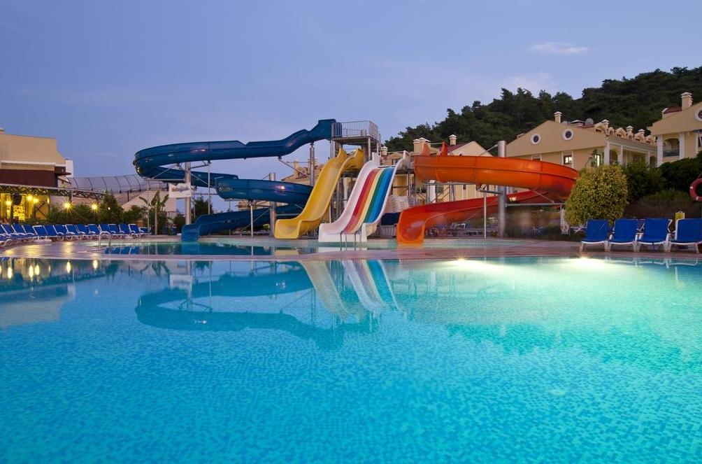 Green Nature Diamond Resort And Spa Marmaris