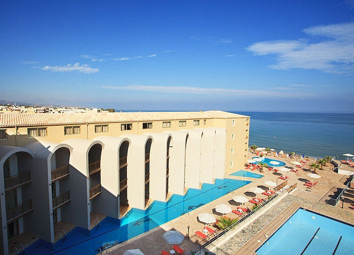 Golden sand boutique hotel rethymnon purple travel for Boutique hotel crete