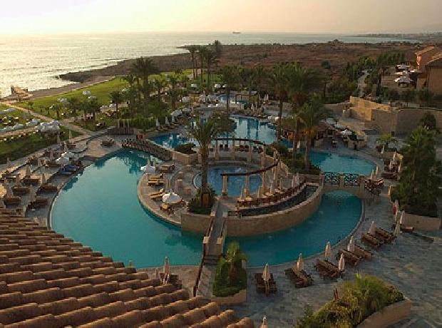 Panoramic resort view of Elysium Hotel photo