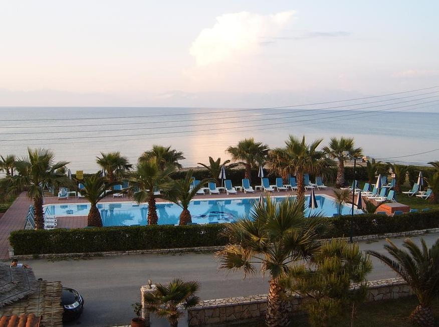 Beach Star Hotel Sidari Corfu   Greece