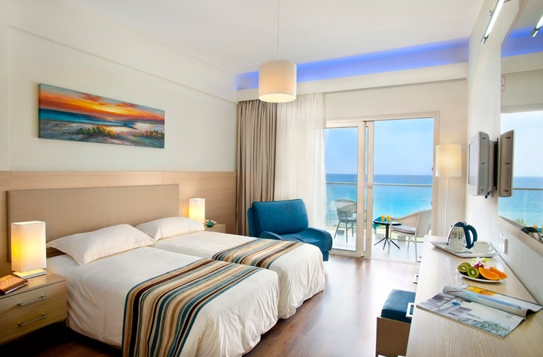 Pernera Beach Hotel Family Rooms