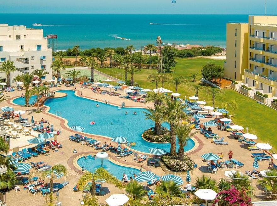 Tsokkos Protaras Beach Hotel Cyprus Purple Travel