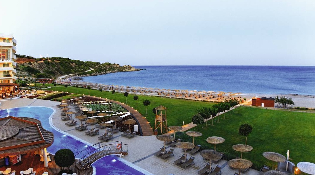 Elysium Resort Spa  Star Hotel Rhodes Faliraki