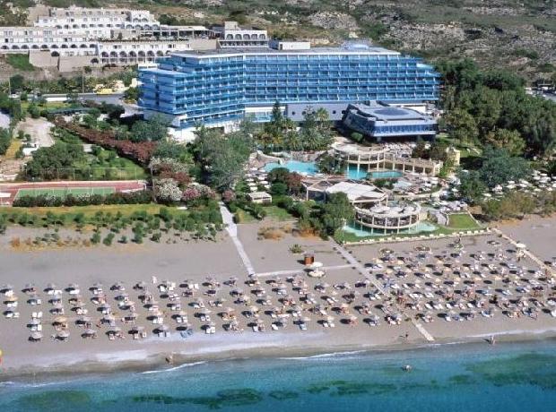 Calypso Beach Hotel  Rhodes Faliraki