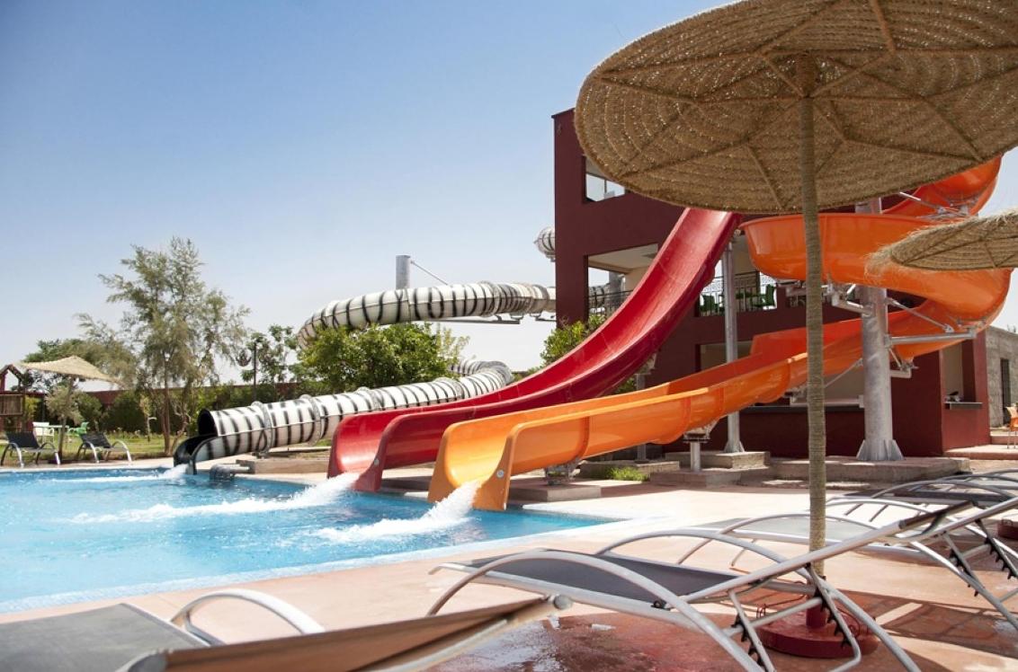 Eden Andalou Aquapark And Spa  Marrakech