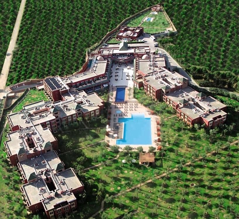Eden Resort Suites: Eden Andalou Aquapark And Spa, Marrakech