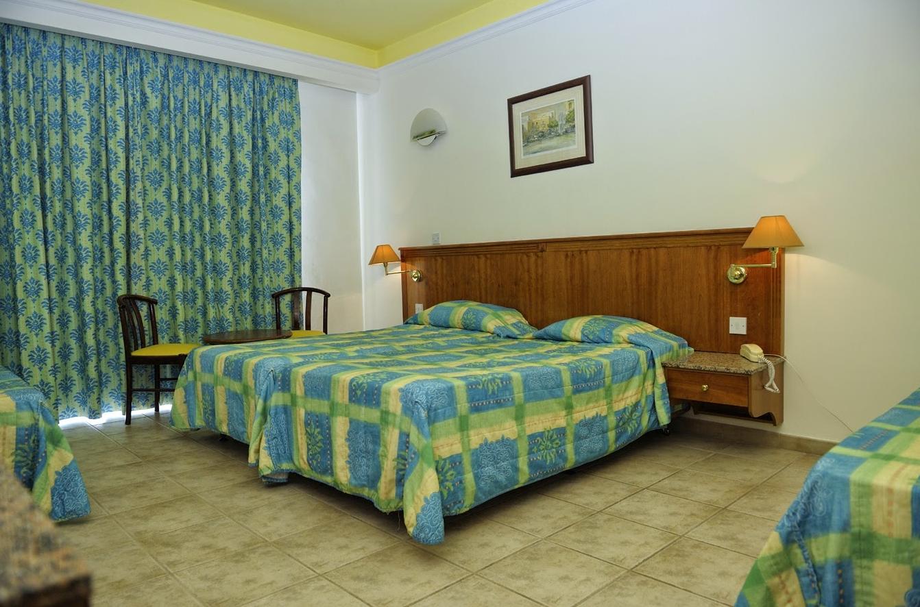 Topaz Hotel Malta Standard Room