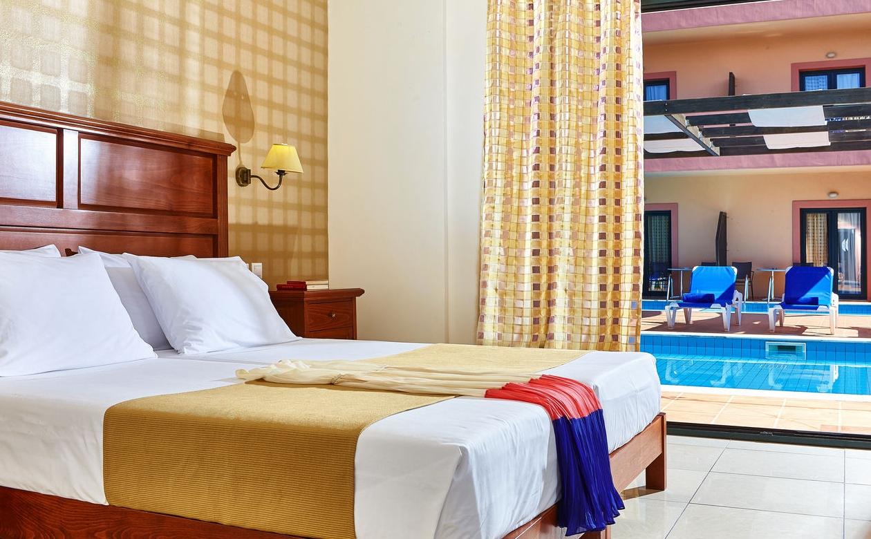 Sentido Vasia Beach Hotel And Spa