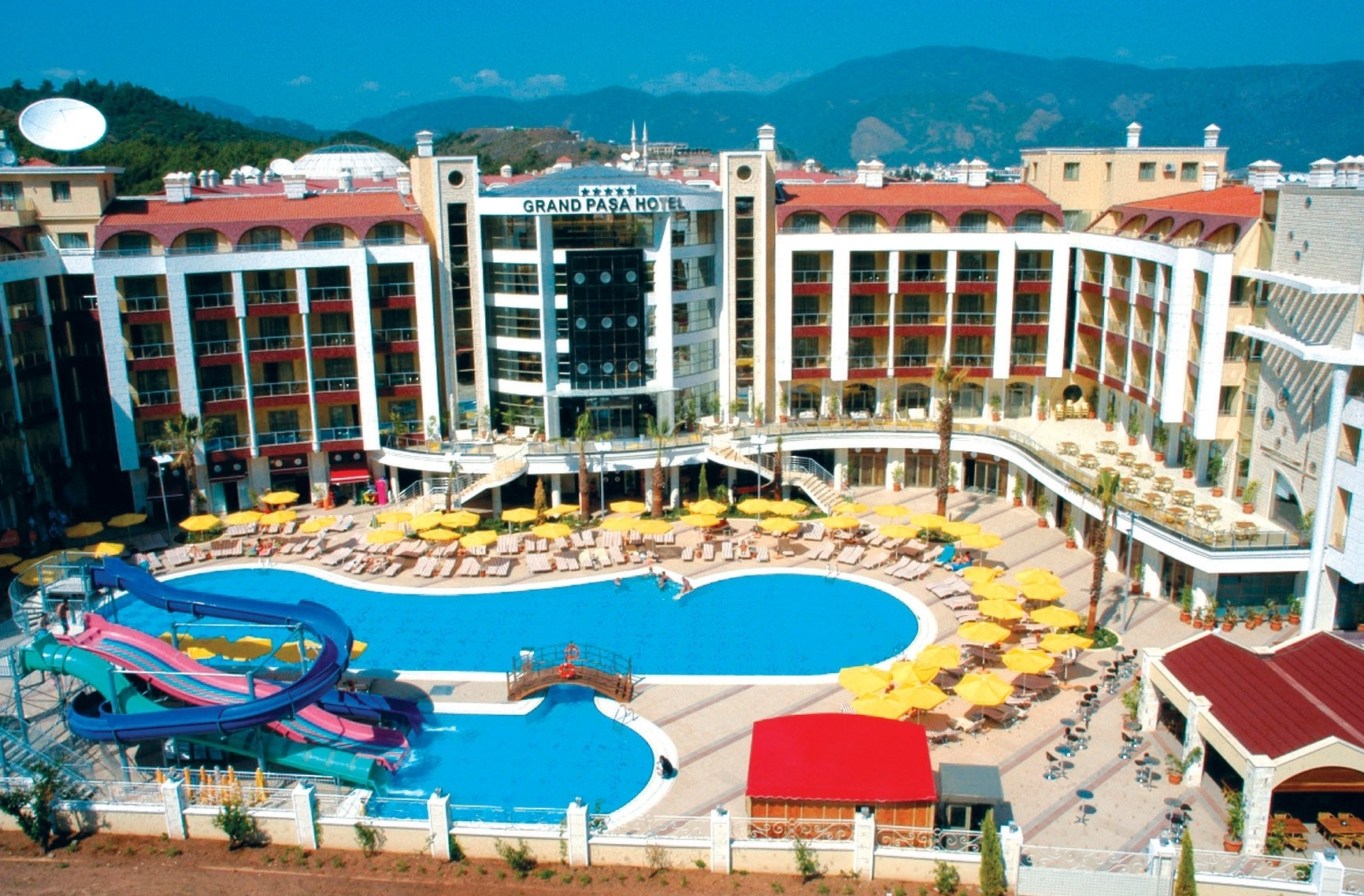 Which hotel to choose in Turkey 1