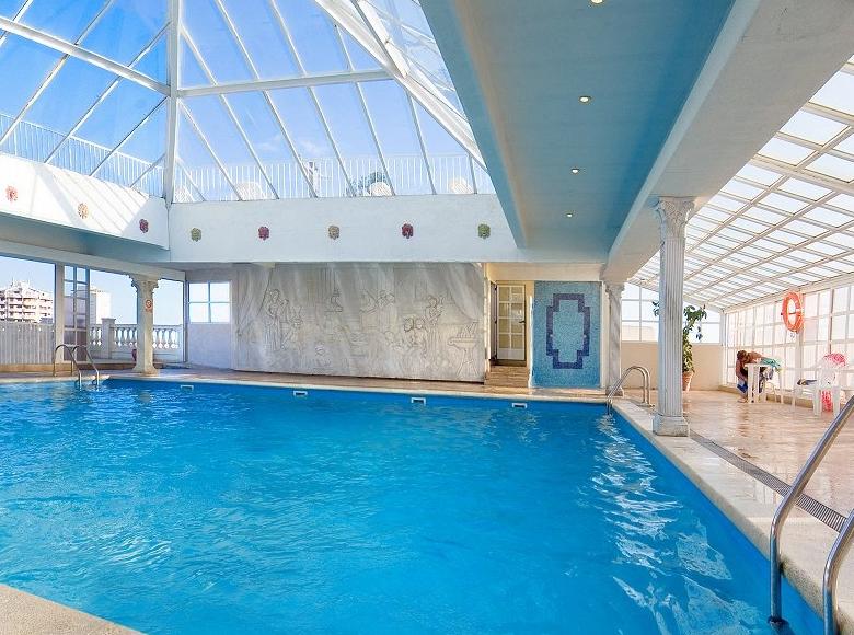 Magic cristal park hotel benidorm purple travel for Swimming pool repairs costa blanca