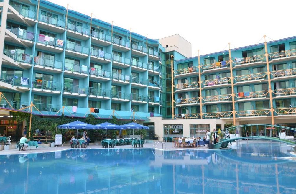 Hotel Diamond Bulgarien