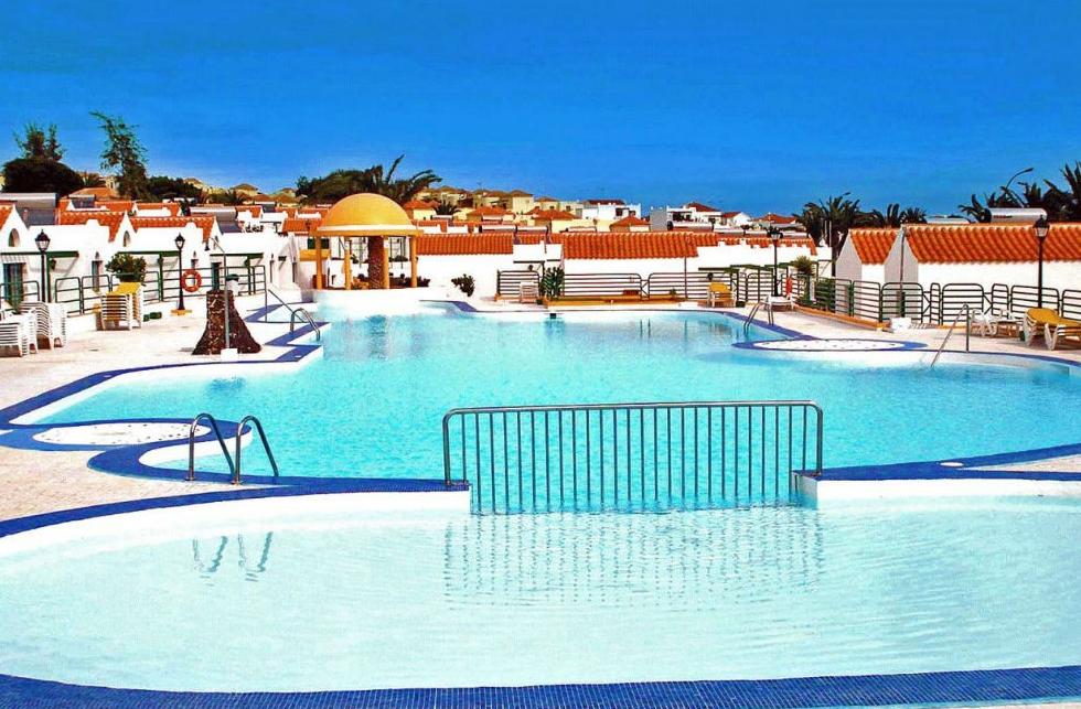 Fuertesol Apartments In Caleta De Fuste Fuerteventura Canary Islands