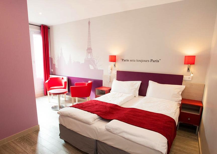 Grand Hotel De Turin Paris Booking