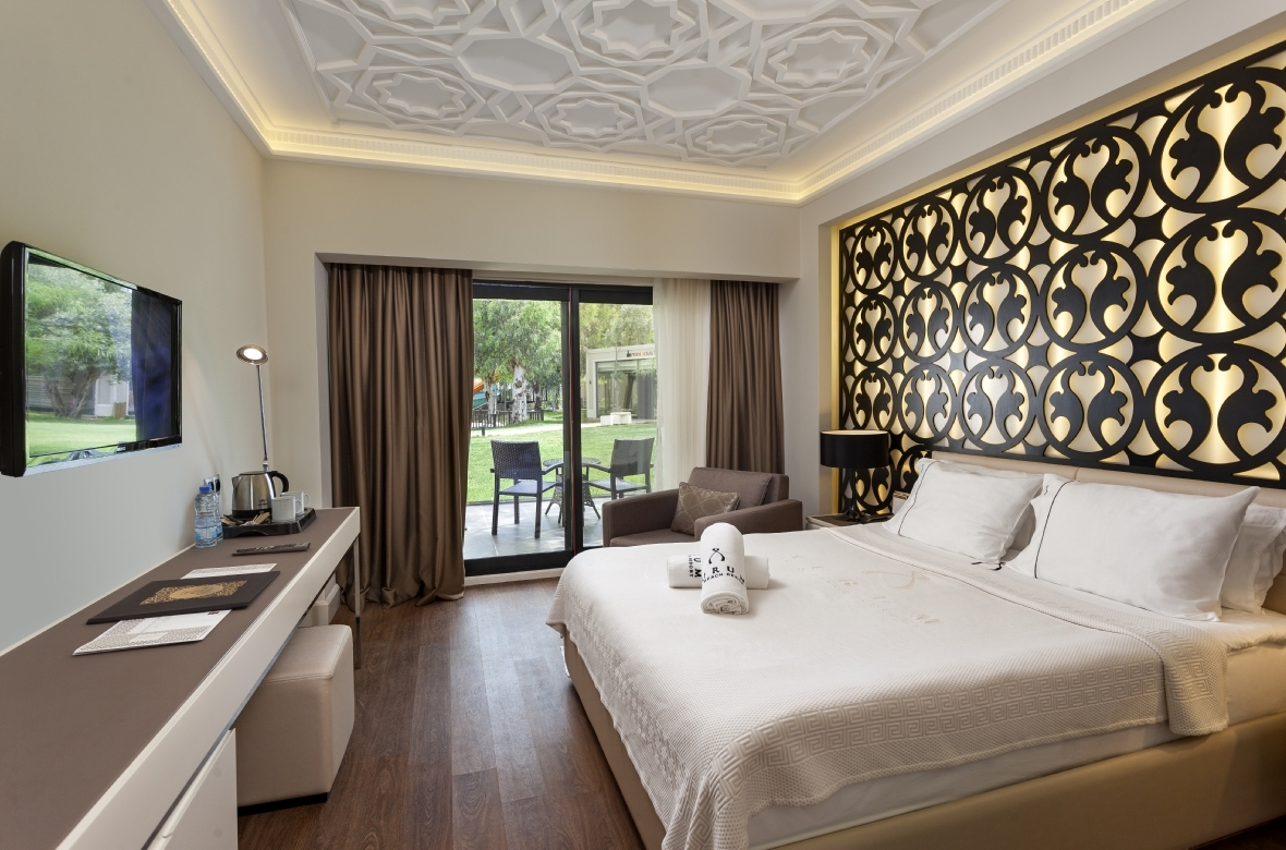 Bodrum Holiday Resort And Spa Club  Room