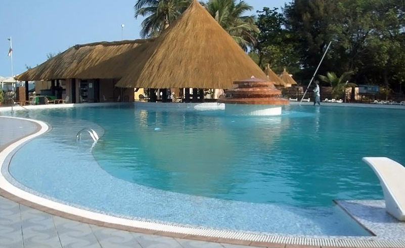 Palm Beach Hotel Gambia Website