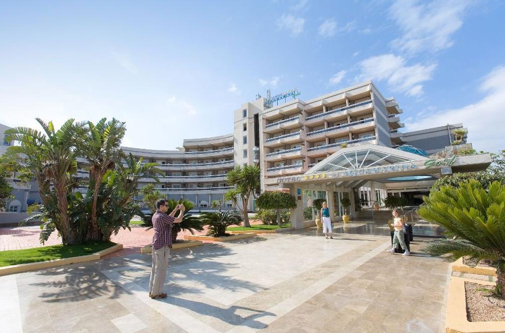 Aguamarina Golf Hotel Tenerife Purple Travel