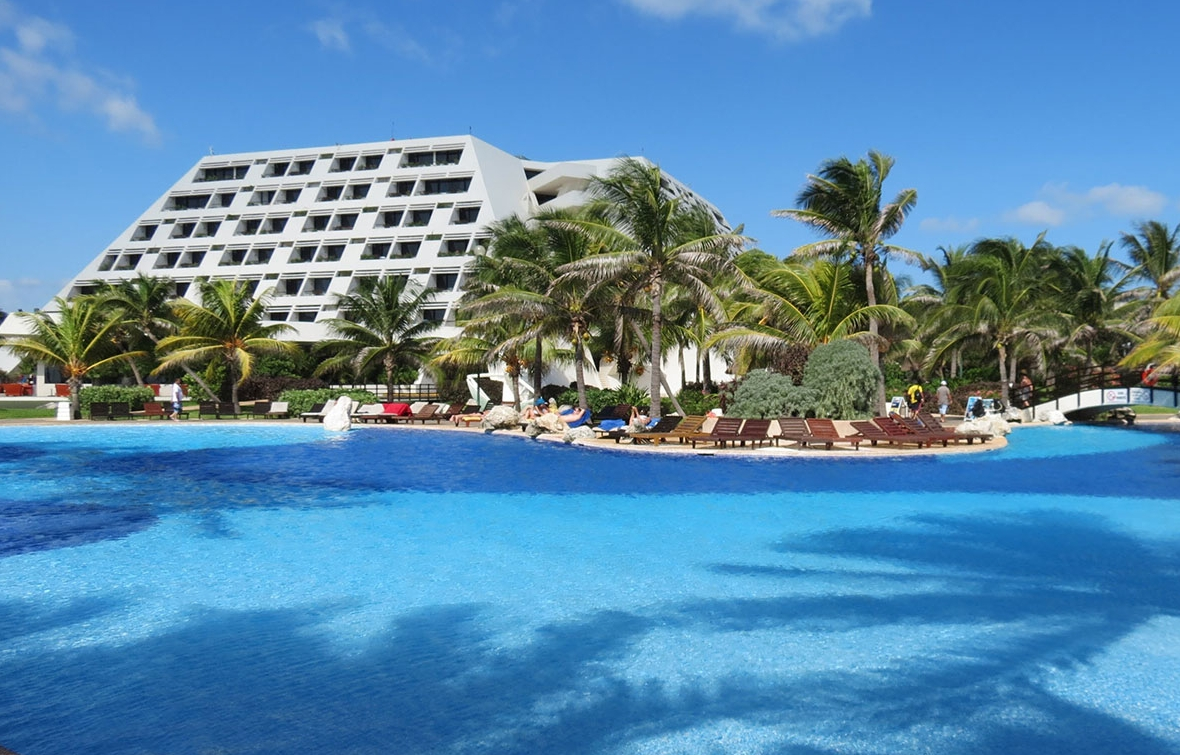 Grand Oasis Cancun All Inclusive Flight And Hotel