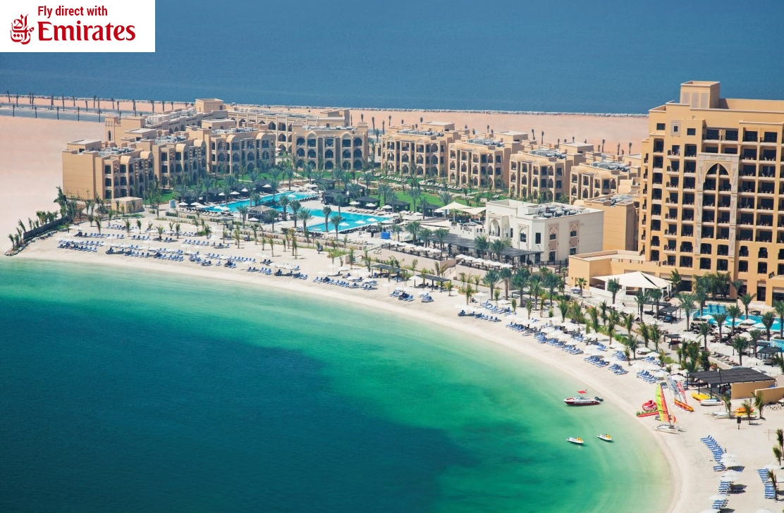 Doubletree Hotel By Hilton Resort Spa Marjan Island