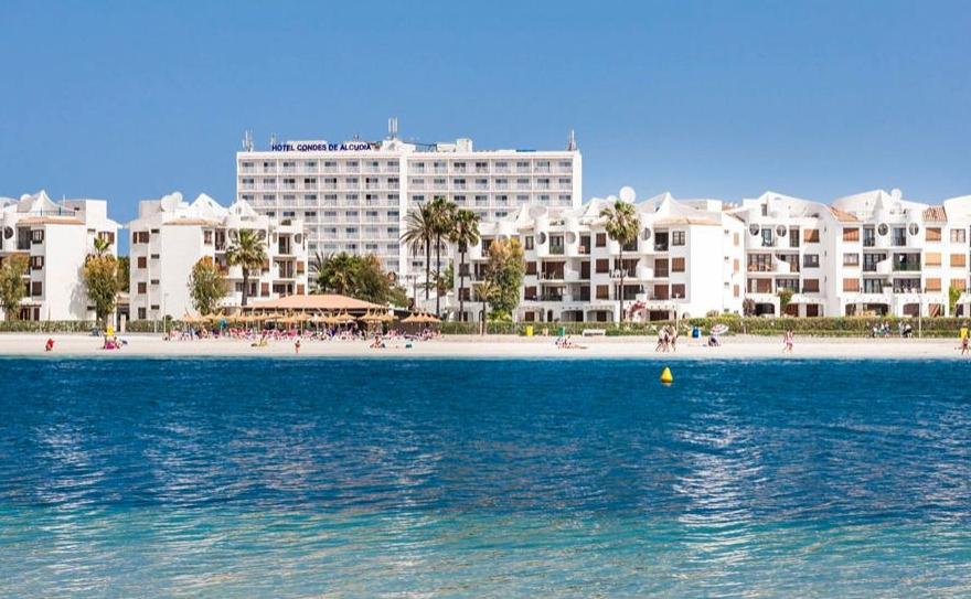 Hotels In Alcudia Majorca On The Beach