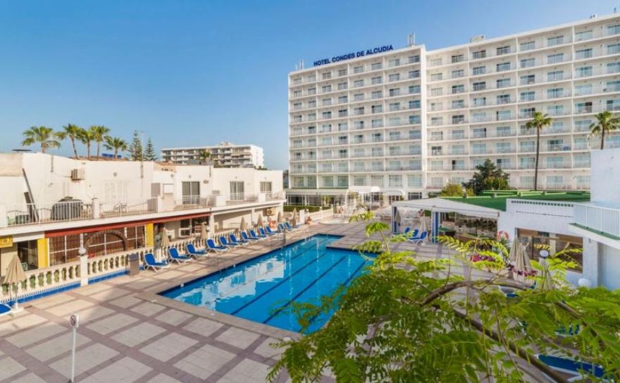 Piscis Hotel Alcudia Mallorca