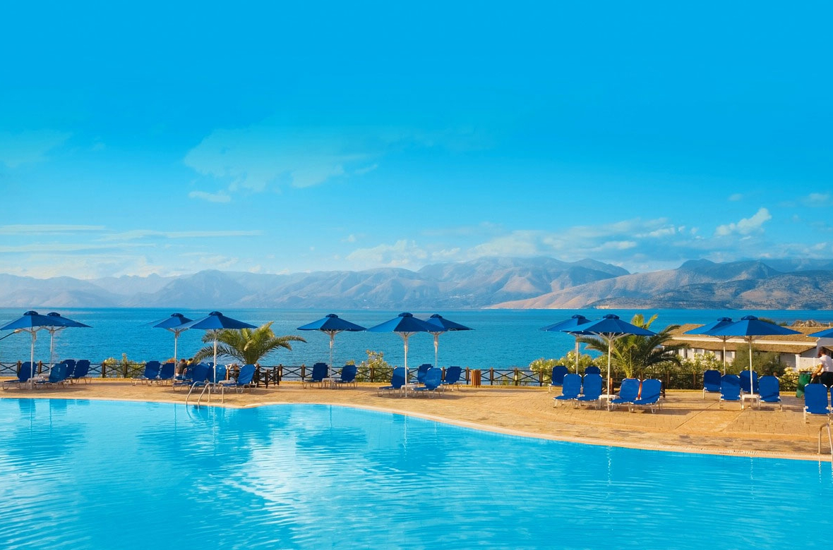Mareblue Beach Resort Corfu