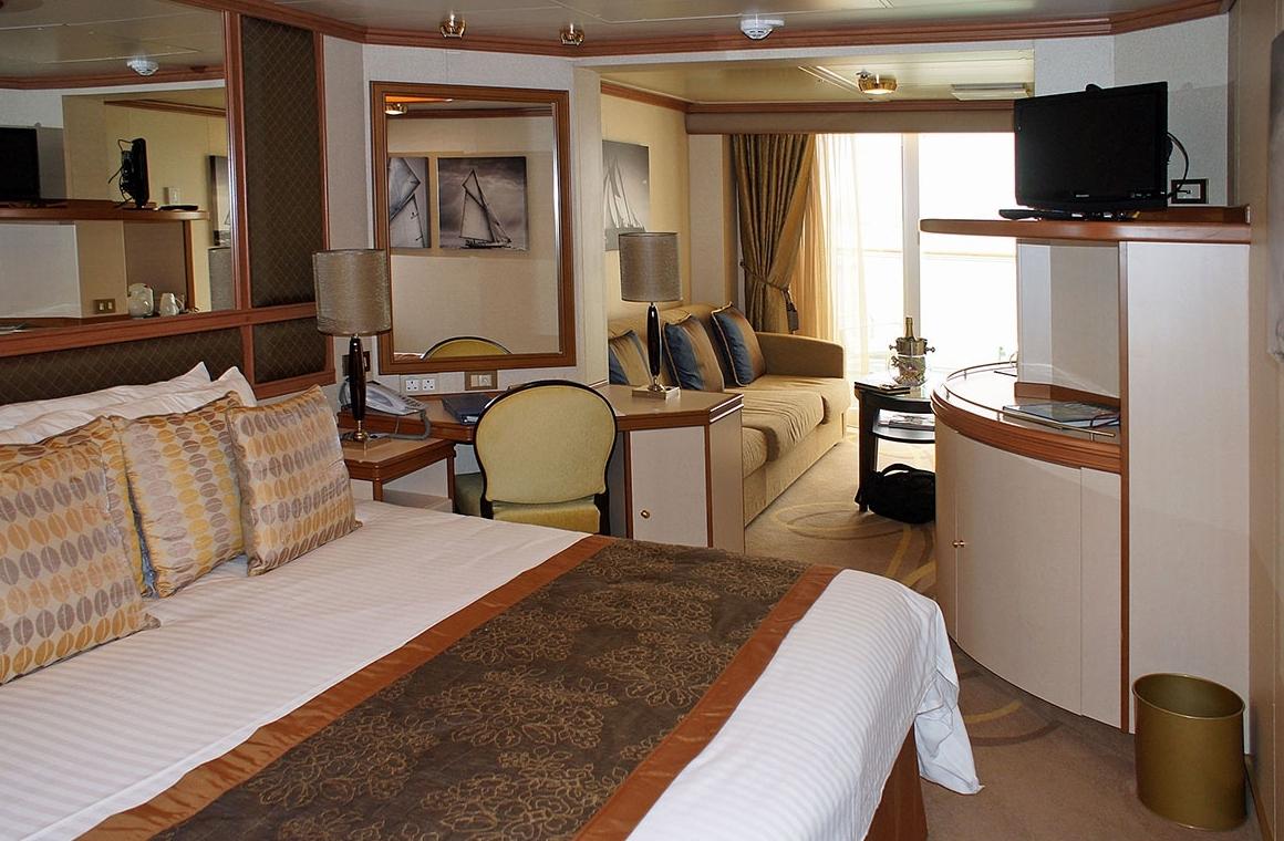Luxury Cabin photo