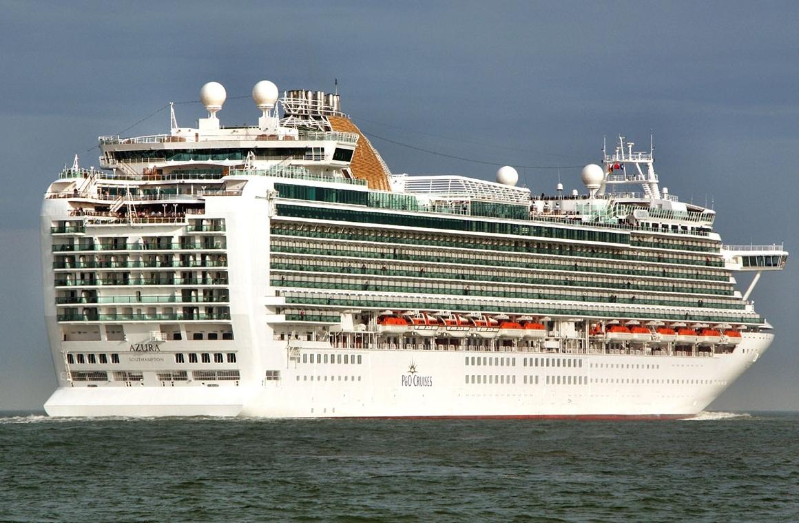 Sailing Azura photo