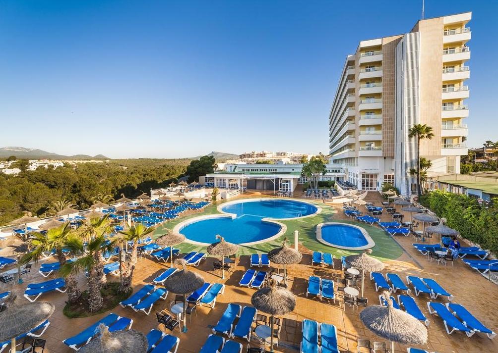 Hotels Can Pastilla Mallorca Spain