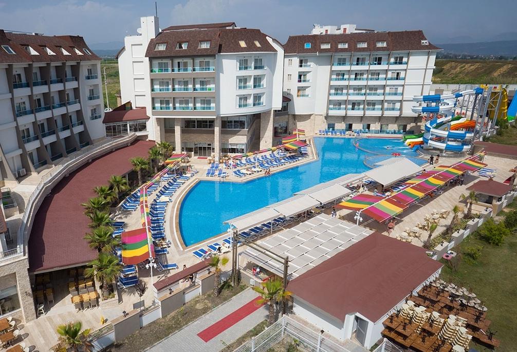 Hotel Side Star Beach Manavgat Antalya