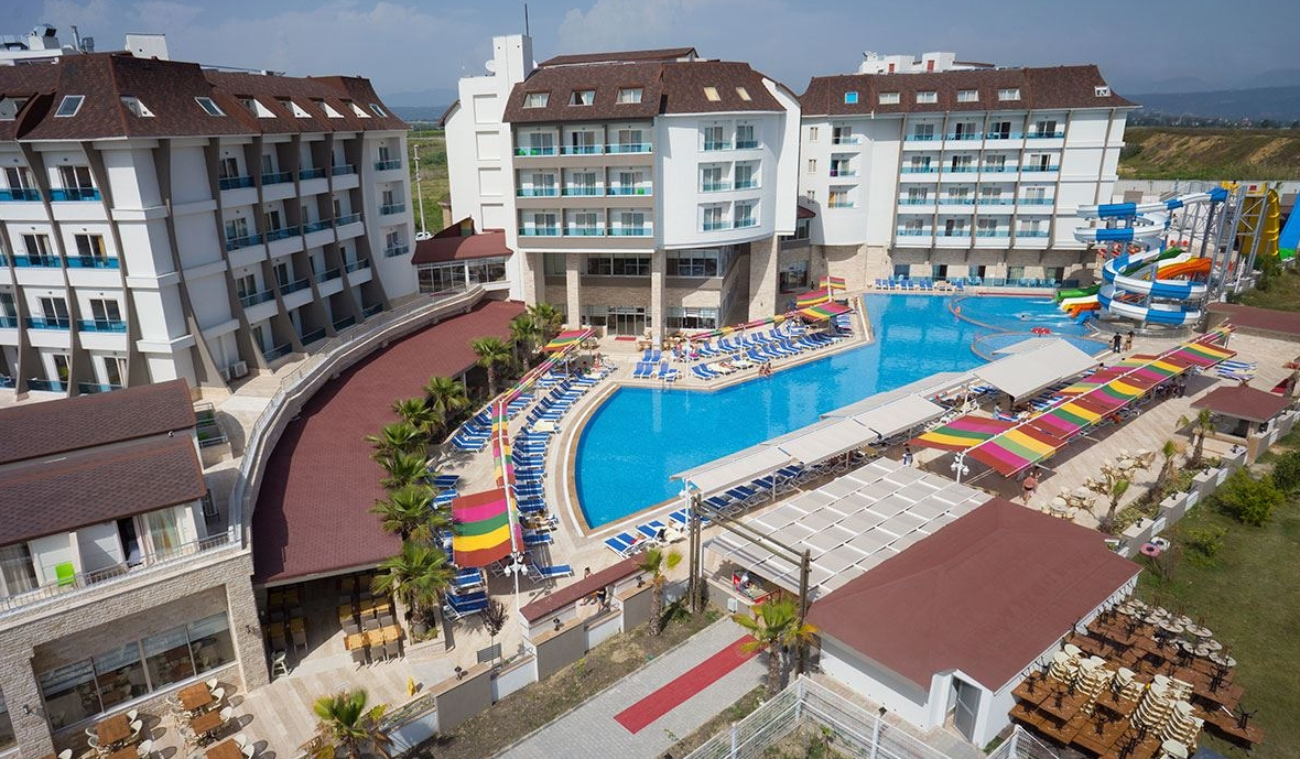 Hotel Ramada Resort Side 5, Turkey, Side: review, numbers and reviews of tourists 36