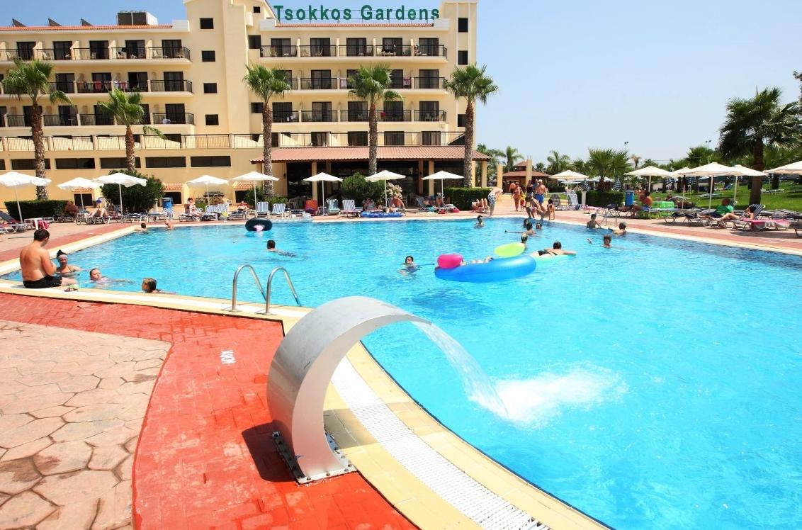 Holidays To Tsokkos Beach Hotel