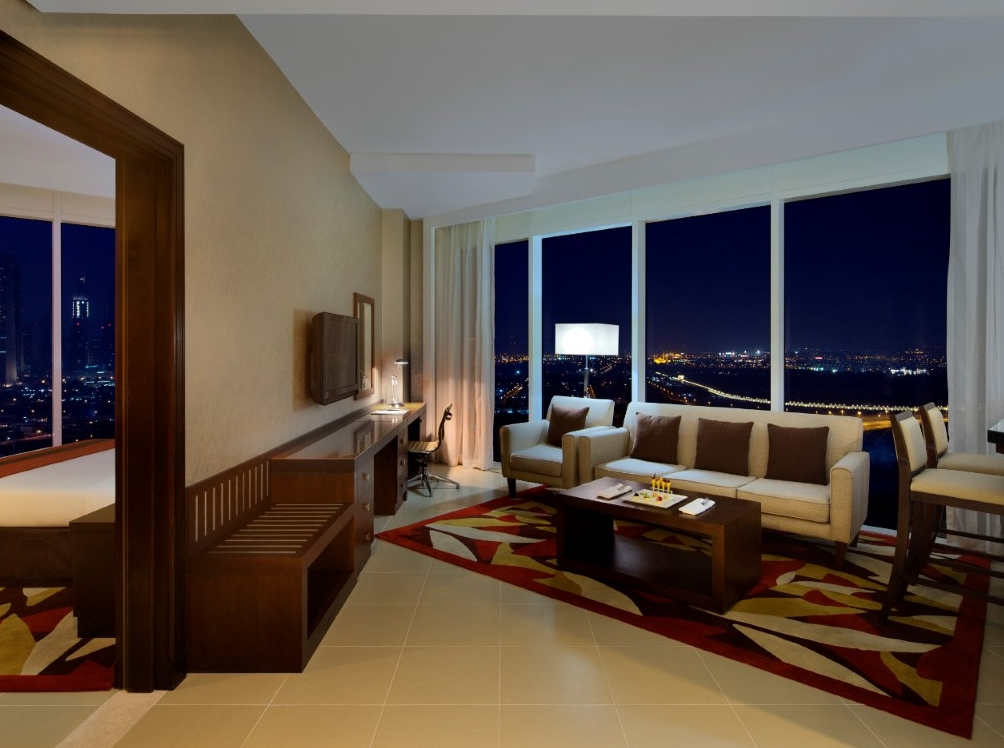 Radisson Blu Hotel Trade Centre District, Dubai - Reviews