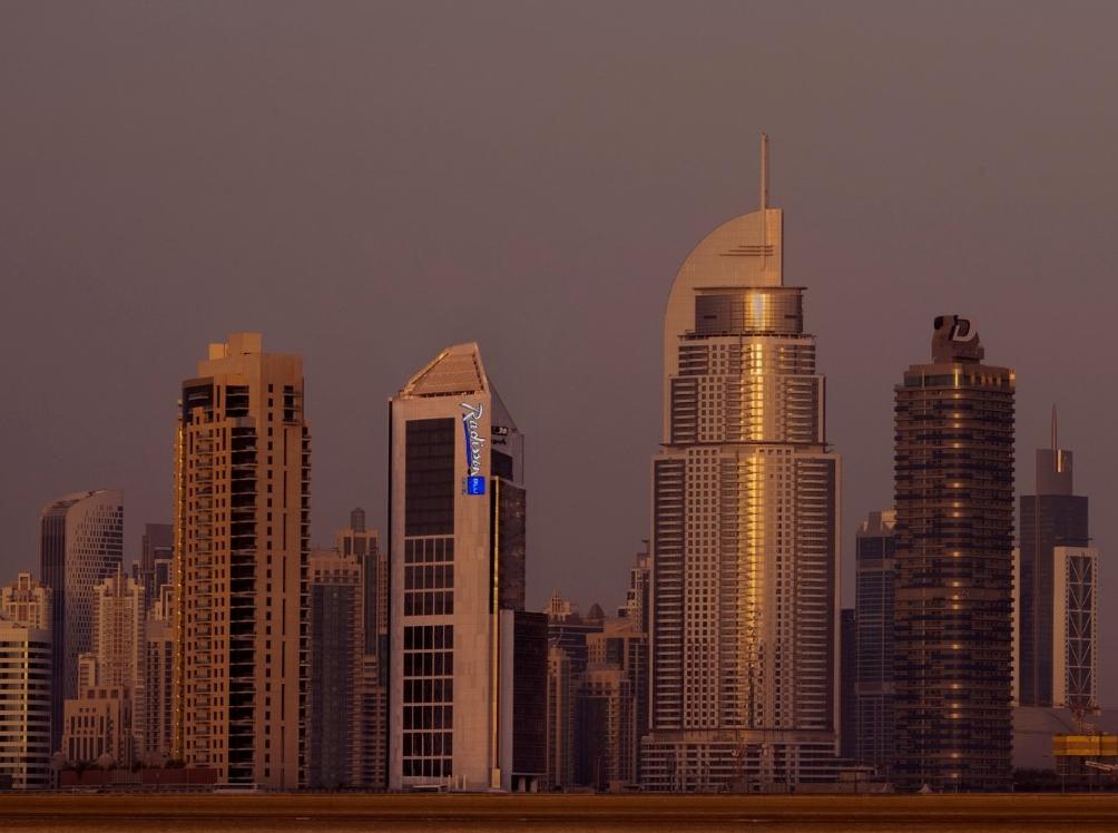 Dubai Marina Mall - Radisson Blu Residence, Dubai Marina