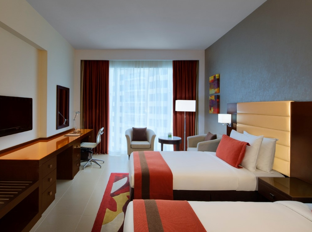 Hotel in Business Bay, Dubai   Radisson Blu Dubai Waterfront