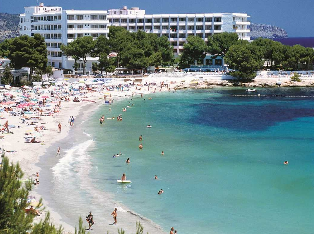 Azuline Hotel Coral Beach Playa Es Cana Ibiza