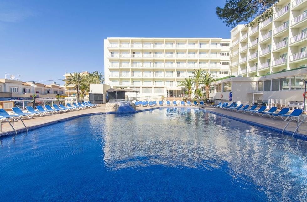 Hotel Miami Beach Ibiza