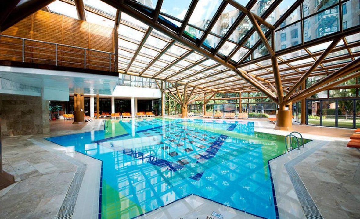 Limak limra resort and hotel turkey purple travel - Hotels in windsor uk with swimming pool ...