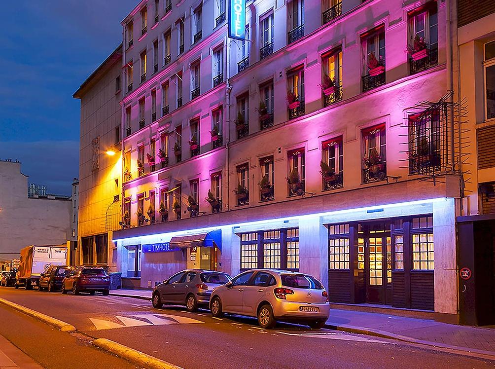 Timhotel Paris Gare De L 39 Est Paris Purple Travel
