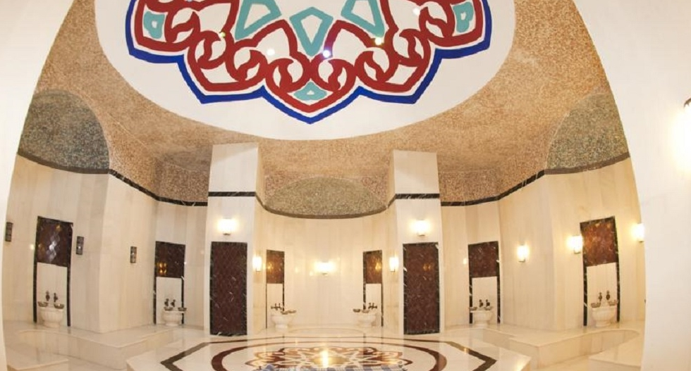 Turkish bath photo