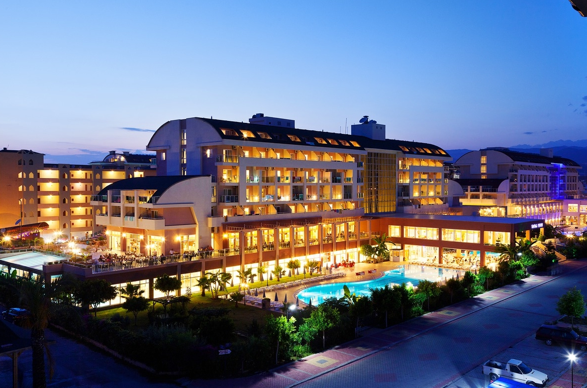 Hotel overview photo
