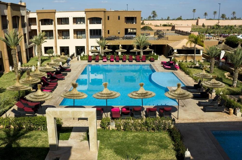 Hotel Paradisio Marrakech