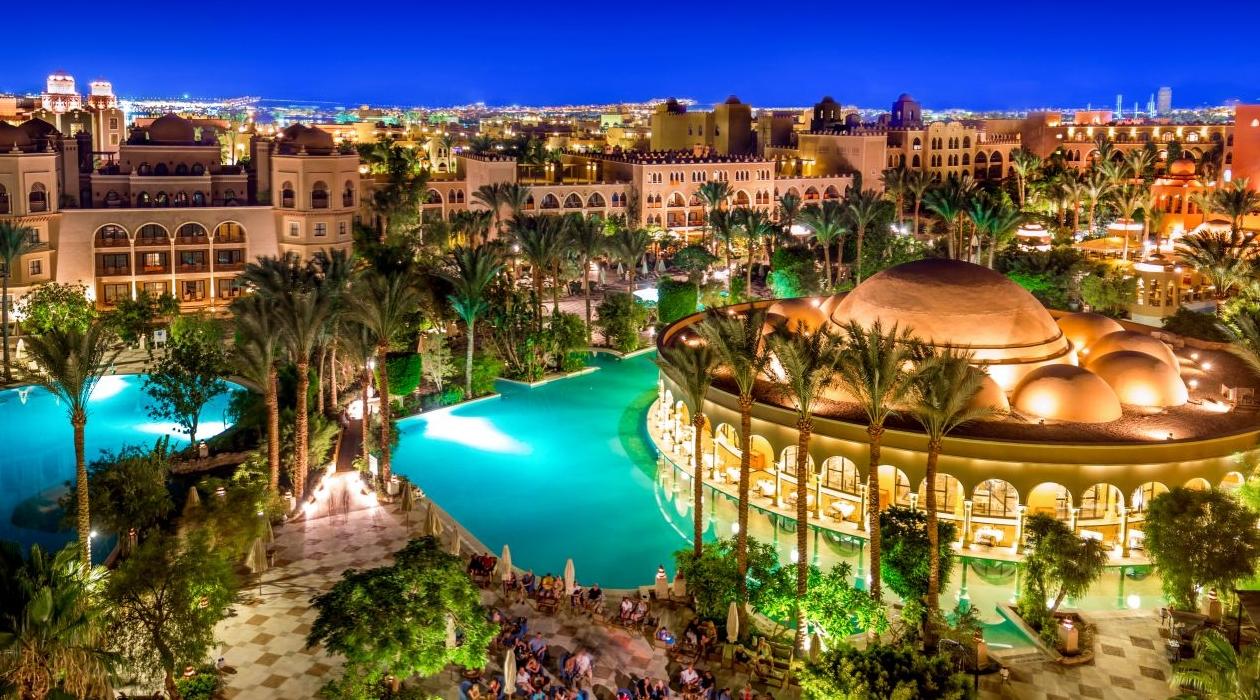 Grand Hotel Hurghada Website