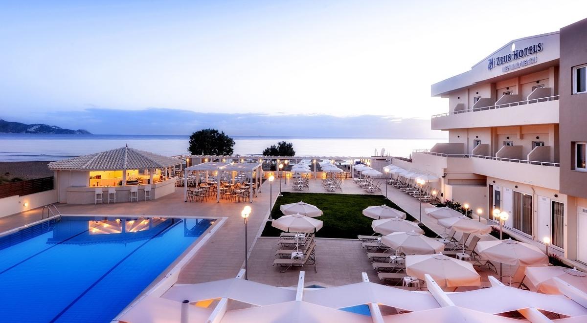 Kreta Hotel Smartline Neptuno Beach
