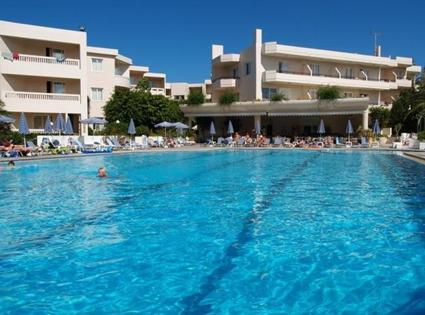 Atrion hotel aghia marina purple travel - Uk hotels with outdoor swimming pools ...