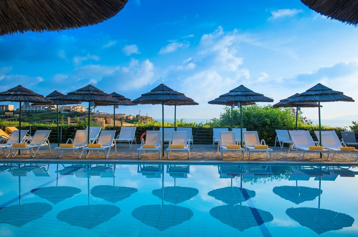 Blue Bay Resort Hotel Heraklion Greece