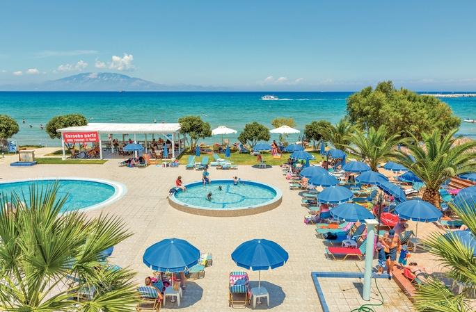 Alykanas Beach Hotel Website