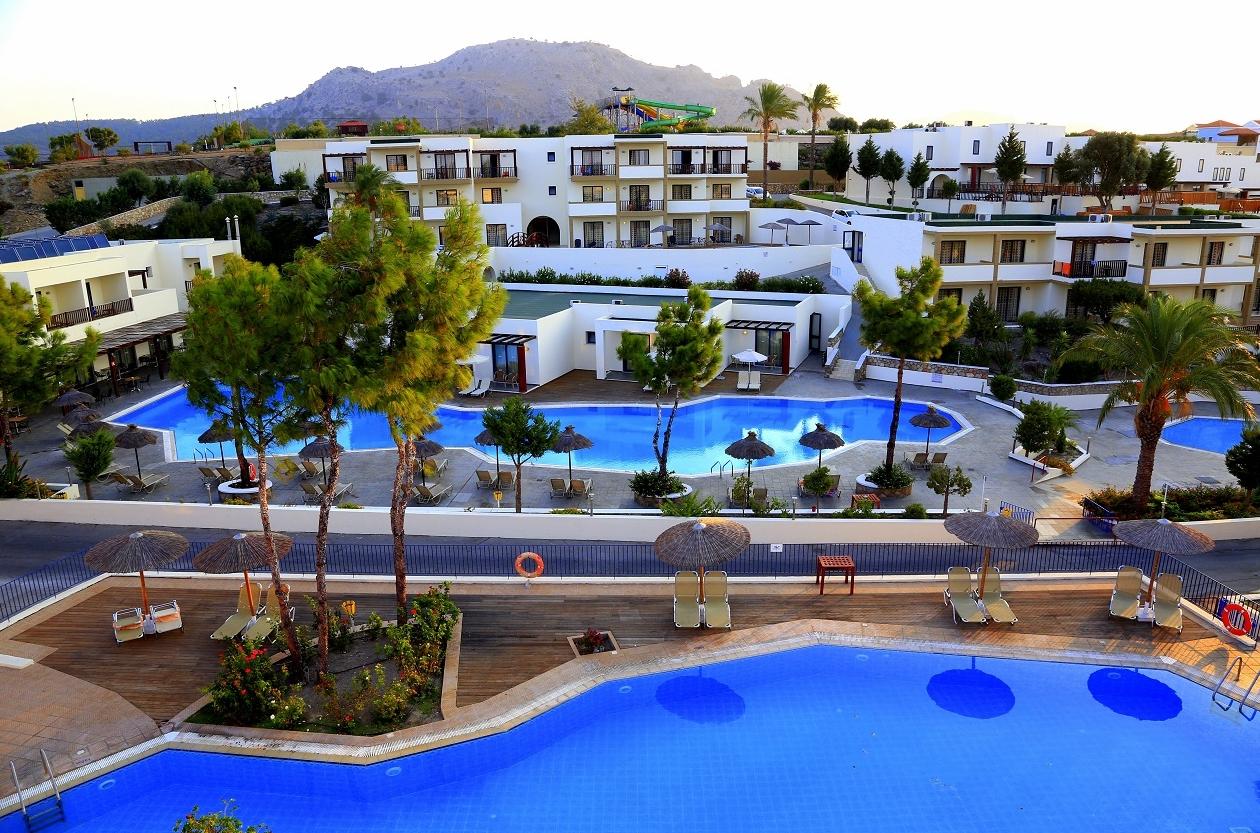 Hotel Lindos Village Resort And Spa